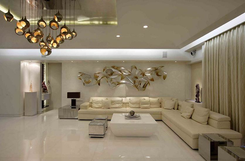Living room pictures luxury by mahesh punjabi associates - Interior design living room pictures ...