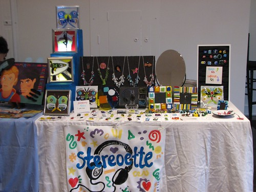 Bust Holiday Craftacular 2011 | by Stereoette