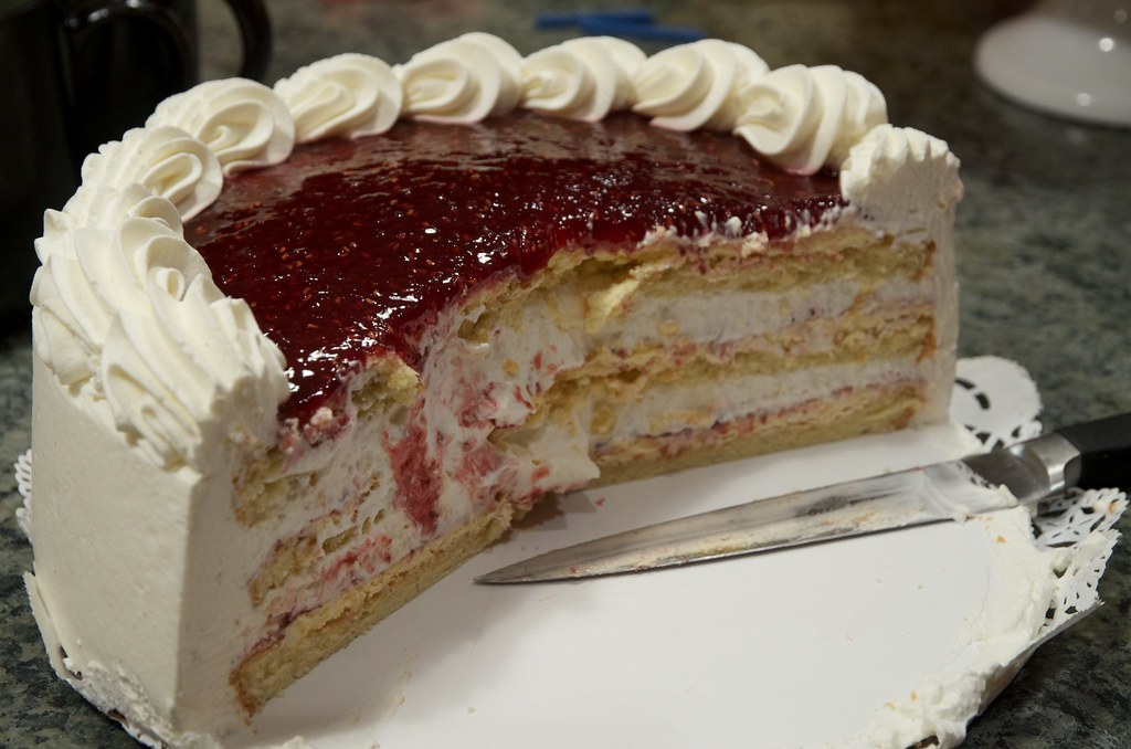 Birthday Cake Latte