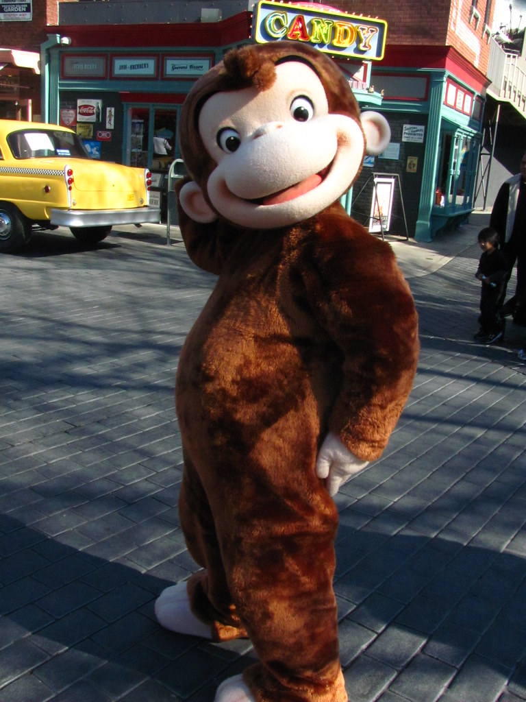Curious George Pictures Cakes