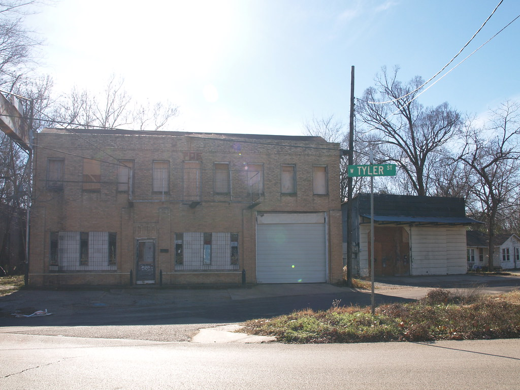 Longview Texas Old Historic Small Town in 2011 Roads Build ...