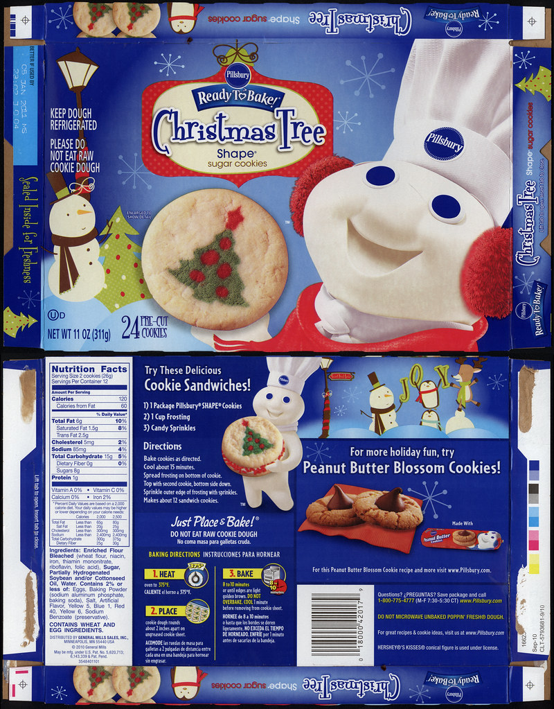 pillsbury ready to bake target exclusive holiday edition flickr - Target Halloween Tree