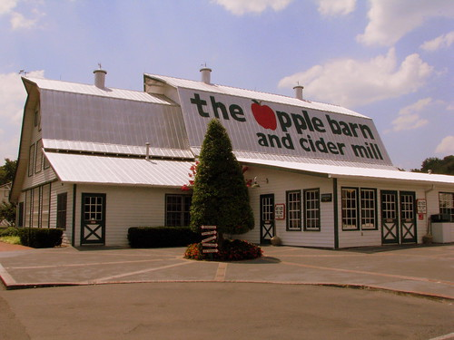 The Apple Barn - Sevierville, TN