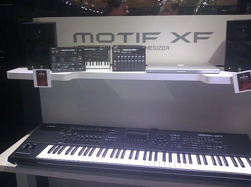 Yamaha Motif Xf Review