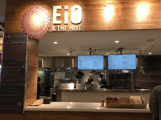 EIO & The Hive