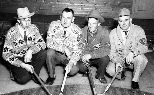 Elks Curling Winners | by Galt Museum & Archives on The Commons