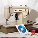 Singer Model 362 Fashion Mate ZigZag Sewing Machine. Fully Restored