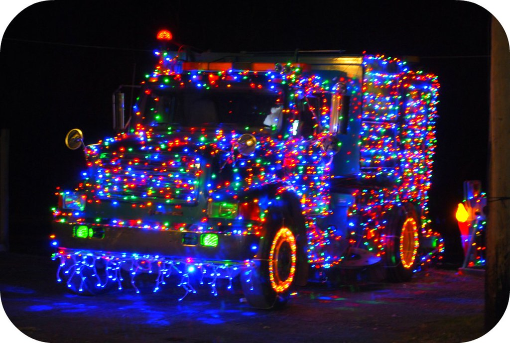 Christmas Truck Decorations Christmas Truck | Flickr