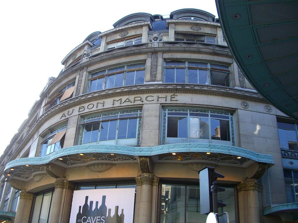 Paris viie 24 rue de s vres magasins du bon march flickr - Hopital laennec rue de sevres ...