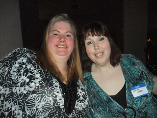 Me & Amy at MSHS '90 Reunion | by swampkitty