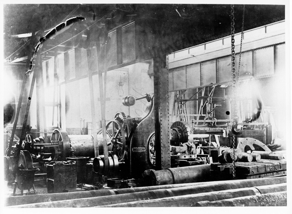 b r machine shop