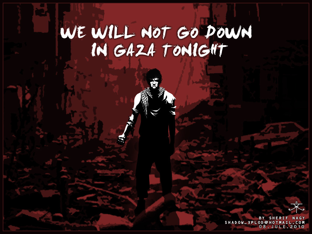 Michael heart gaza tonight