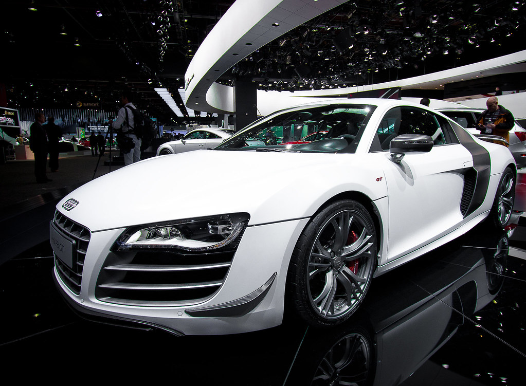 Audi R6 Terry Usa Flickr