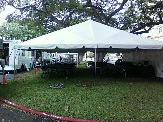 Craft Show Tent Banner