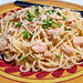 Angel Hair Pasta with Tuna Sauce