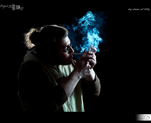 11|50 - Cigaret Time | by HD Photographie