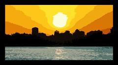Sunset City - Edit 2