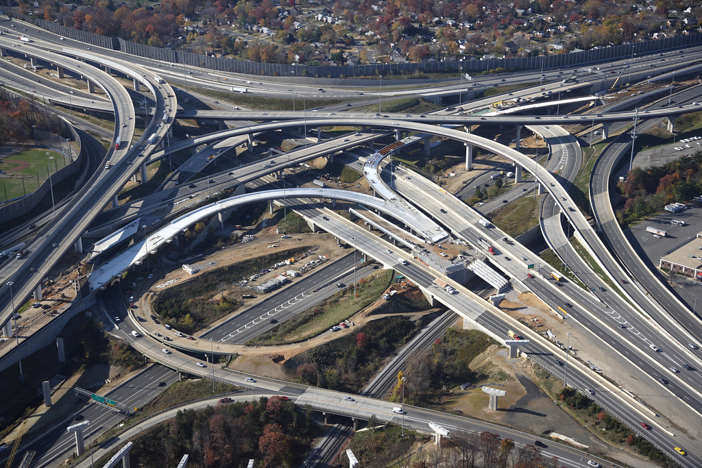 New Interchange And Intersection Designs