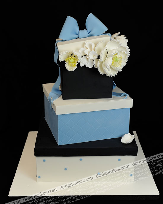 Cake Design Gift : gift box cake Christine Pereira Flickr