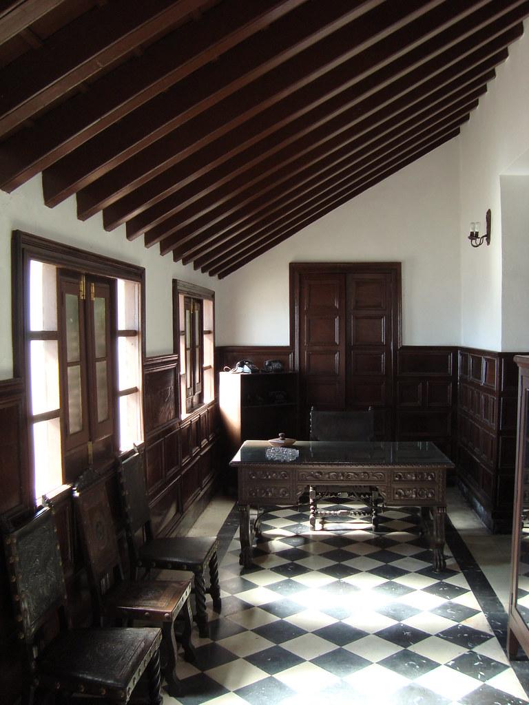 Che Guevara S Office Fortaleza De San Carlos De La Caba 241