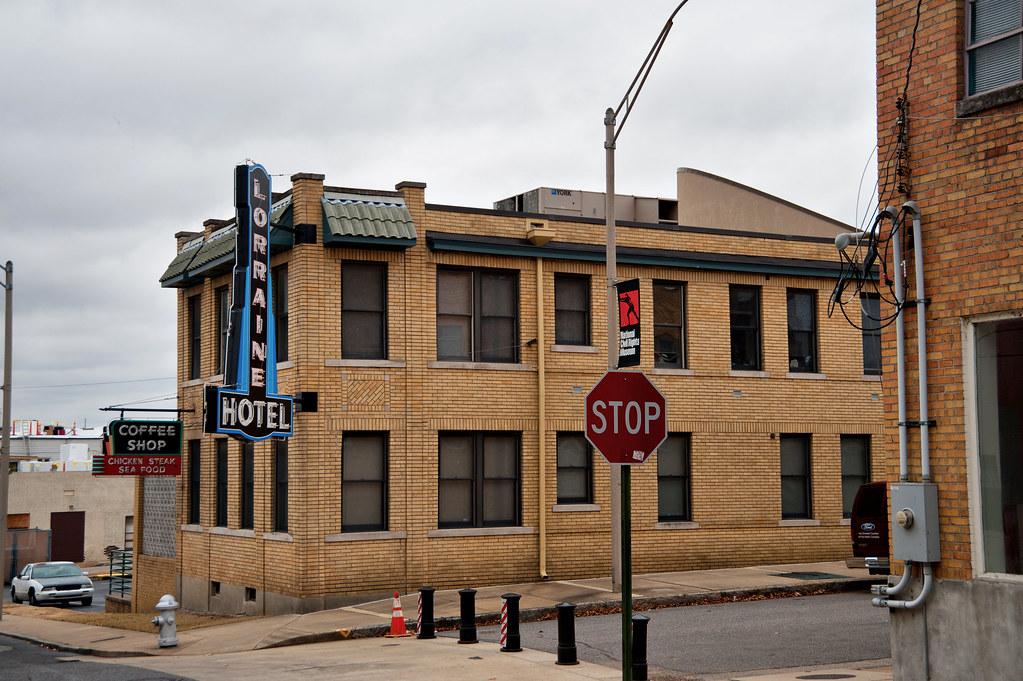 The lorraine hotel memphis tn the lorraine motel in for New hotels in memphis tn