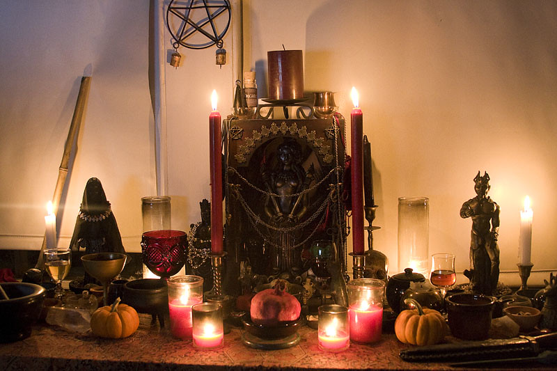 Witch New Home Rituals