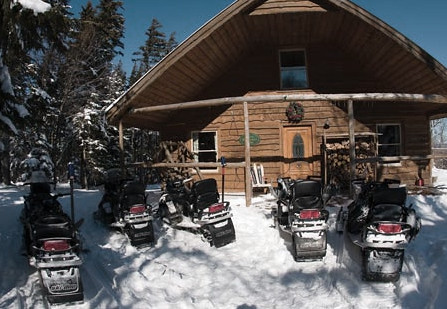 the sunrise backcountry hut sunrise backcountry hut snows flickr. Black Bedroom Furniture Sets. Home Design Ideas