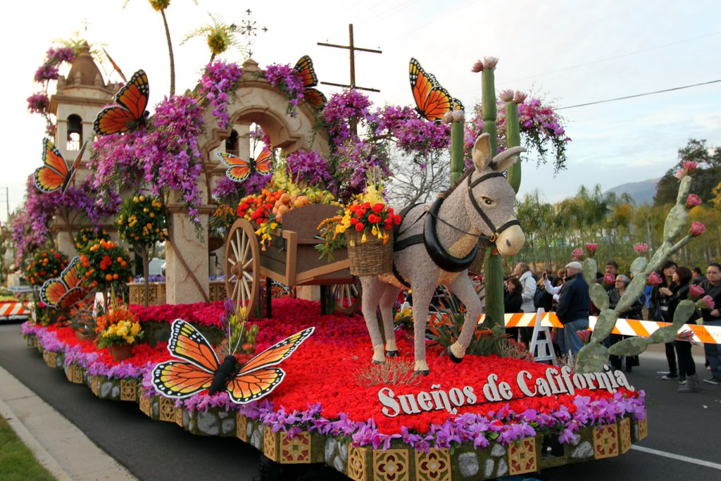 Best Rose Parade Tours