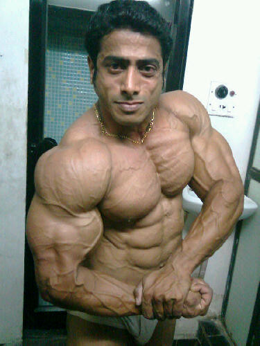 Pin Suhas Khamkar Will Compete In Mr Asia And World Amature This Year ...
