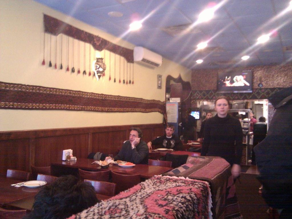 Middle Eastern Cafe Rome Ga Menu