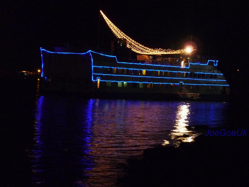 Casino boat