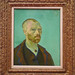 van Gogh, Self-Portrait Dedicated to Paul Gauguin with frame