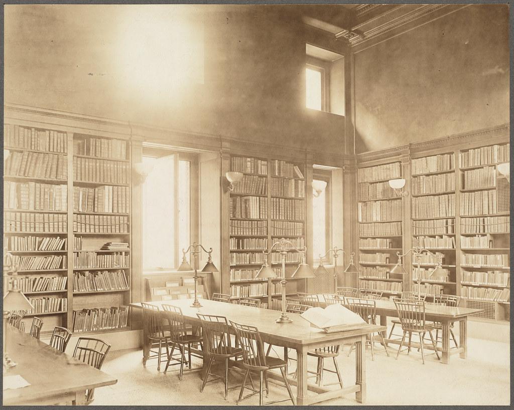 The Boston Public Library - d4804za1f1gw.cloudfront.net