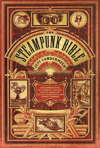 steampunk bible cover new | by vanderfrog