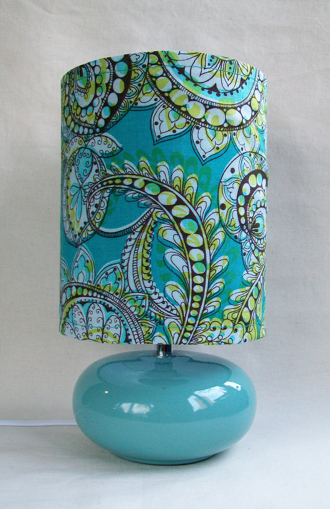 Lamp Shade Cover Hand Made Fabric Lamp Shade Cover Vera