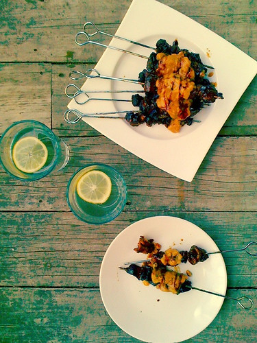 Chicken Satay | by Arfi Binsted of HomeMadeS