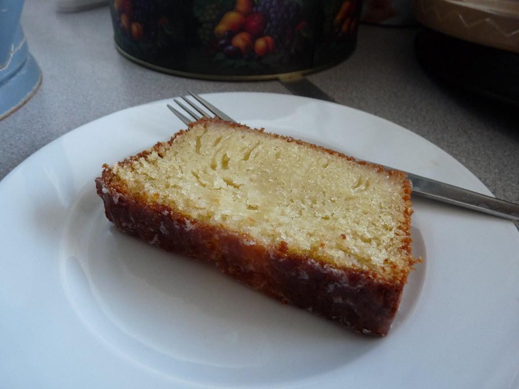 Lemon Drizzle Cake Australian Women S Weekly