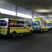 061 Zaragoza. Ambulancia De Apoyo Renault Trafic Y S.V.B Mercedes-Benz Sprinter