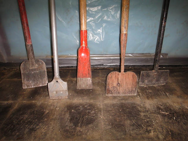 Asbestos Floor Tile Removal Tools Assortment Flickr Photo Sharing