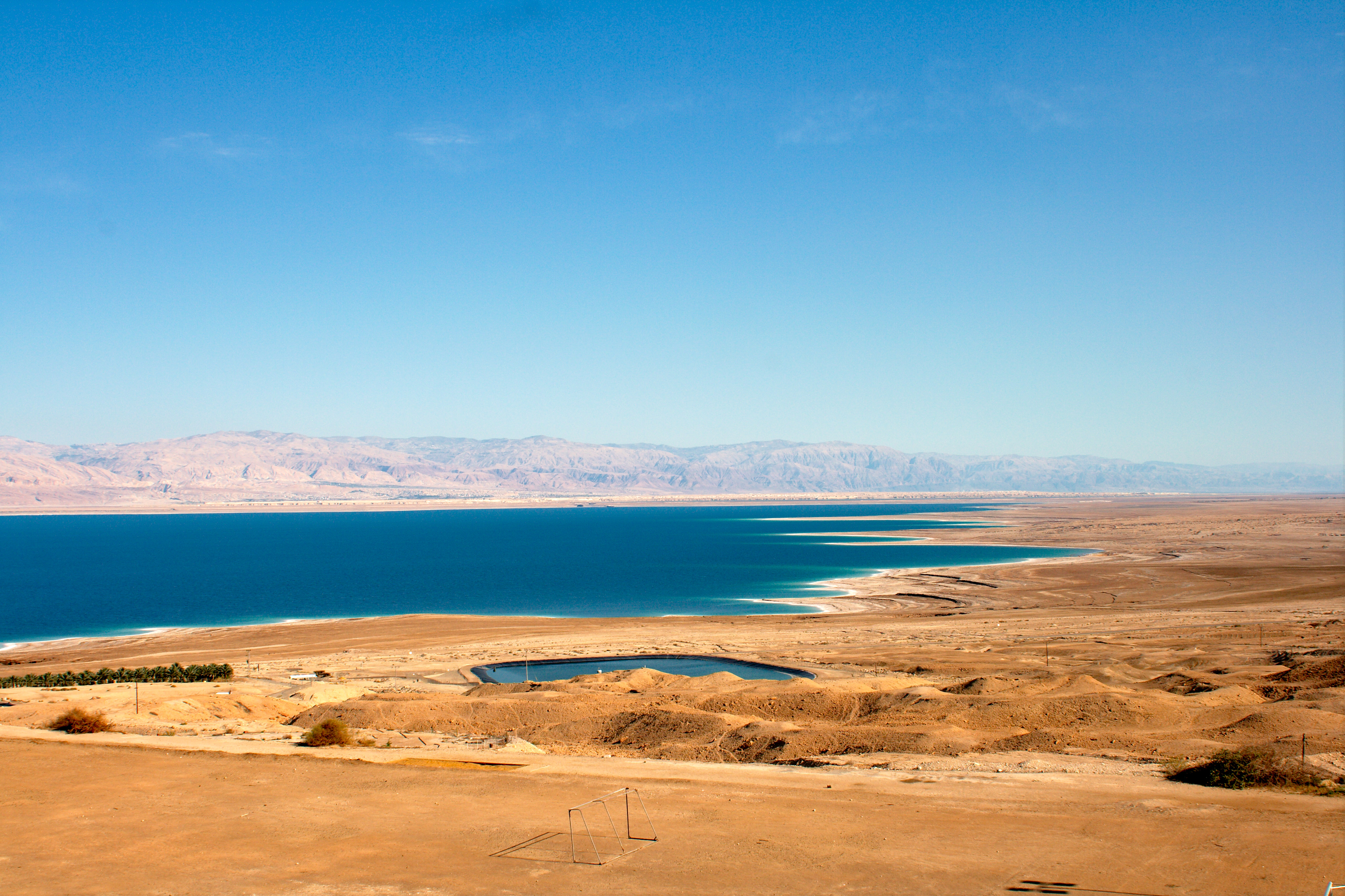 5 Facts about the Dead Sea: Is it dying out? » Roselinde on