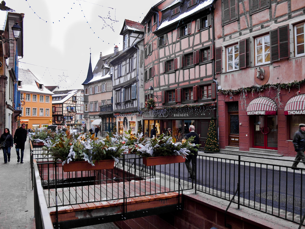 Colmar rue de l 39 glise office de tourisme de colmar flickr - Office de tourisme de colmar ...