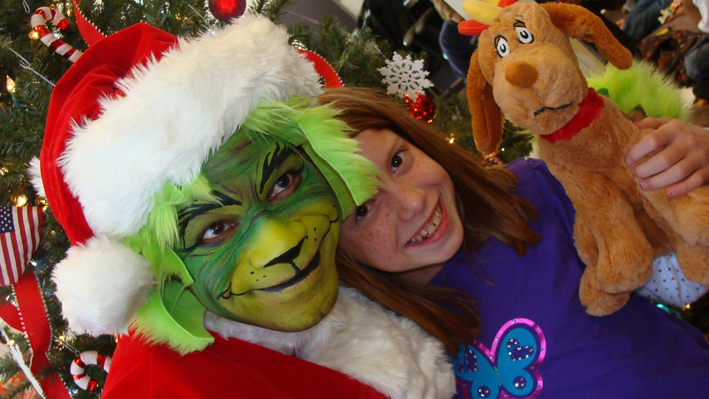 How The Grinch Stole Christmas Tour Auditions