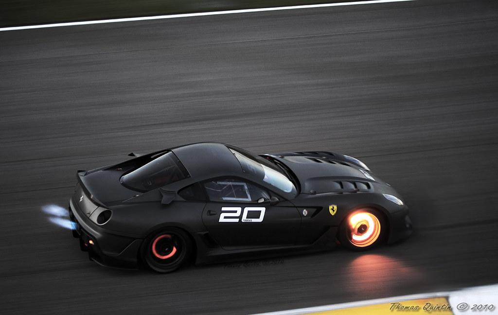 Ferrari 599xx 20 Ferrari Finali Mondiali 2010