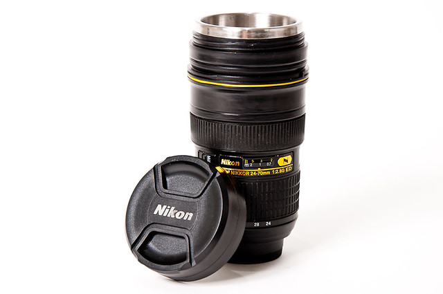 Nikon lens coffee mug flickr photo sharing Nikon camera lens coffee mug