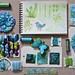 Blue & Green Palette