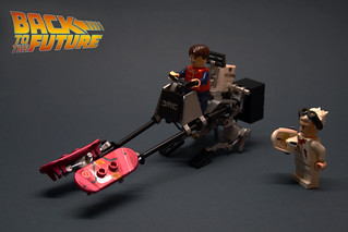 "Back to the Future  Speeder Bike | by ""Orion Pax"""
