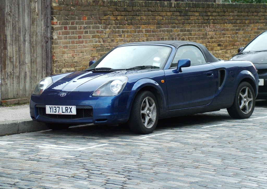 Mr2 Roadster 2001 Toyota Mr2 Roadster Kenjonbro Flickr