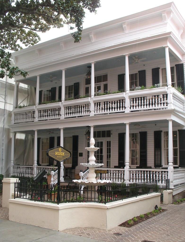 Queen St Charleston Sc Restaurant