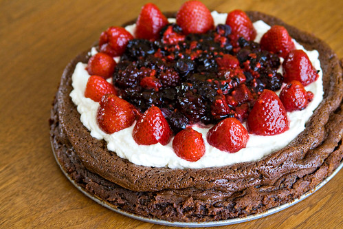 Flourless Chocolate Cake - 5 | by Sugarcrafter
