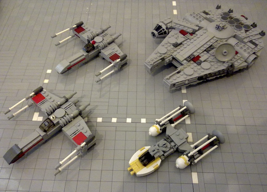 Star Wars Rebel Ships | I decided to watch the Star Wars ...